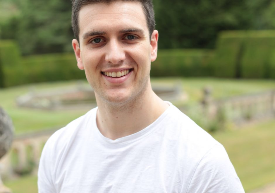 Jordan O'Reilly 2017 Queen's Young Leader from Australia