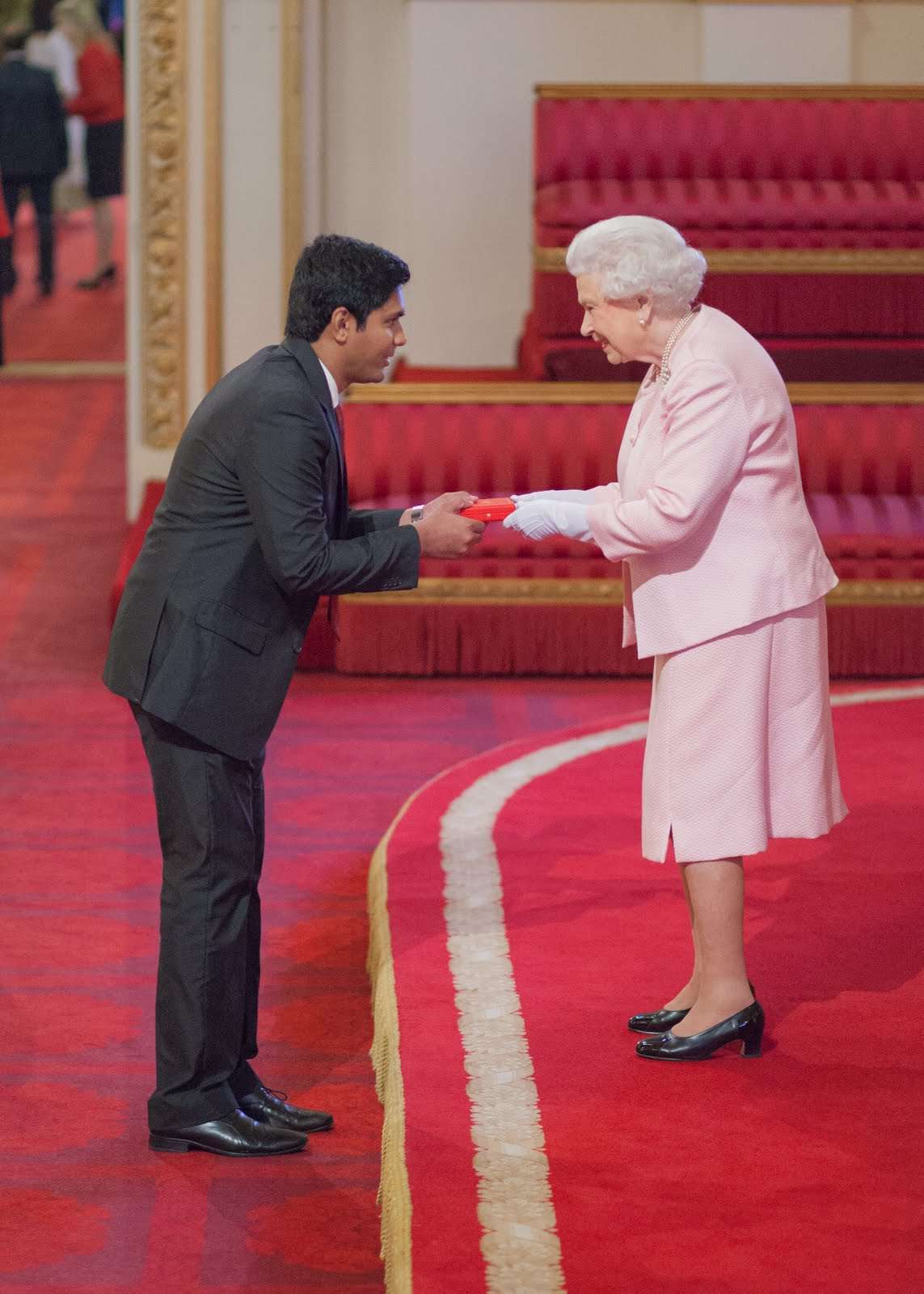 Akshay Jadhao - India 2015 Queen's Young Leader