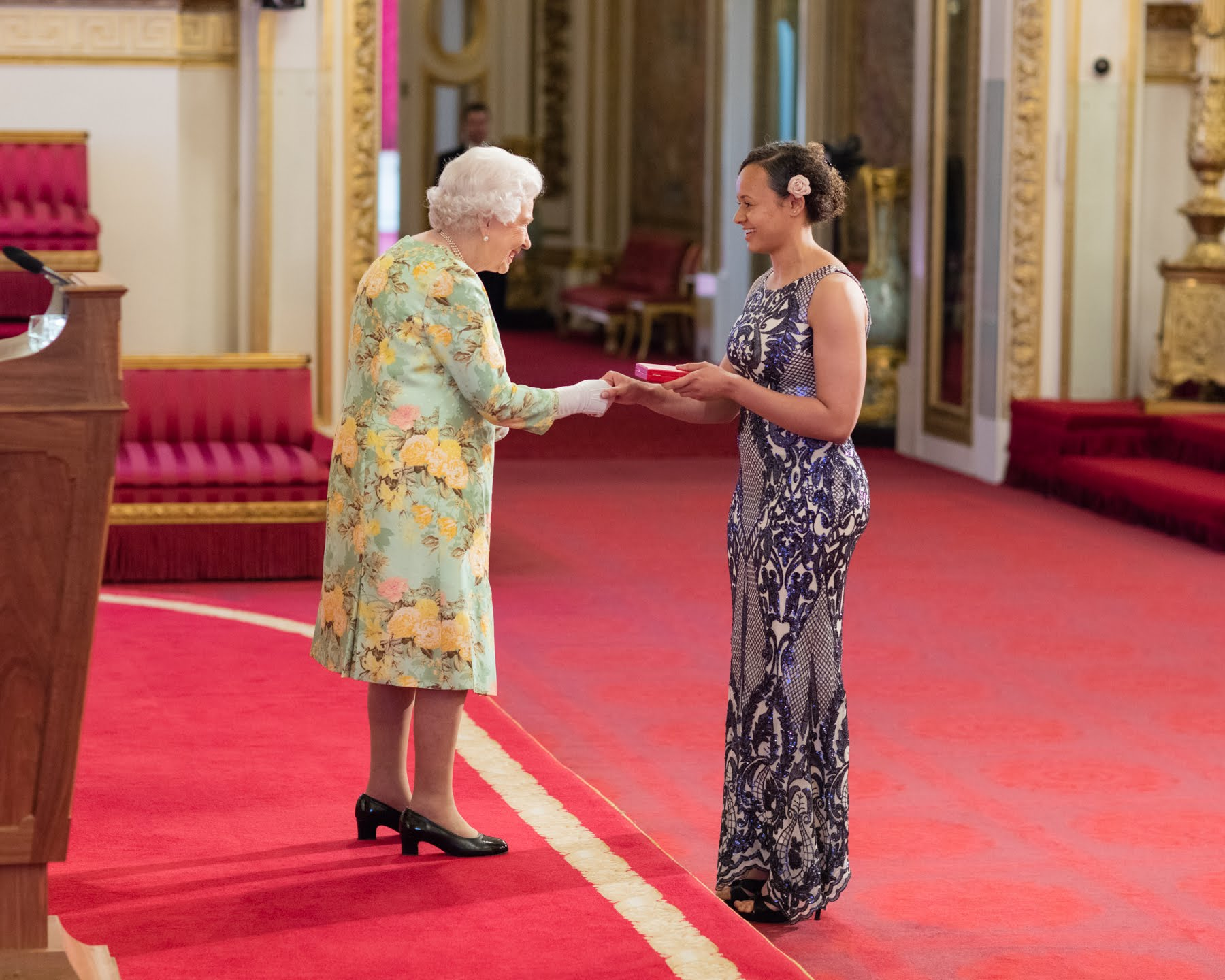 Leanne Armitage 2018 Queen's Young Leader from the United Kingdom
