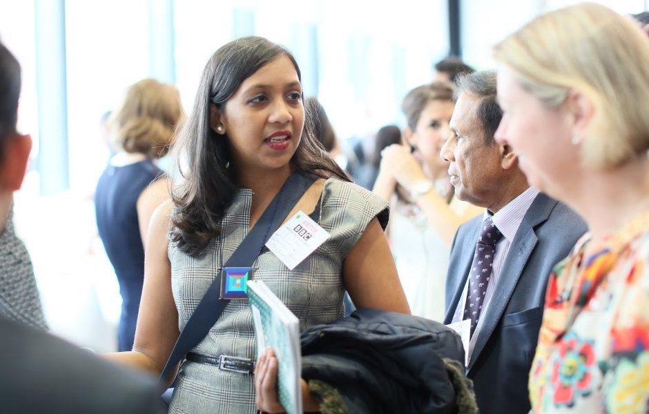 2015 Queen's Young Leader Barkha Mossae