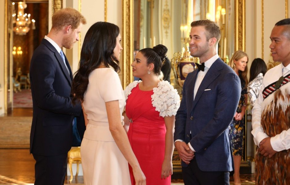 The Duke of Sussex gave a speech at the final ever Queen's Young Leaders Awards ceremony at Buckingham Palace