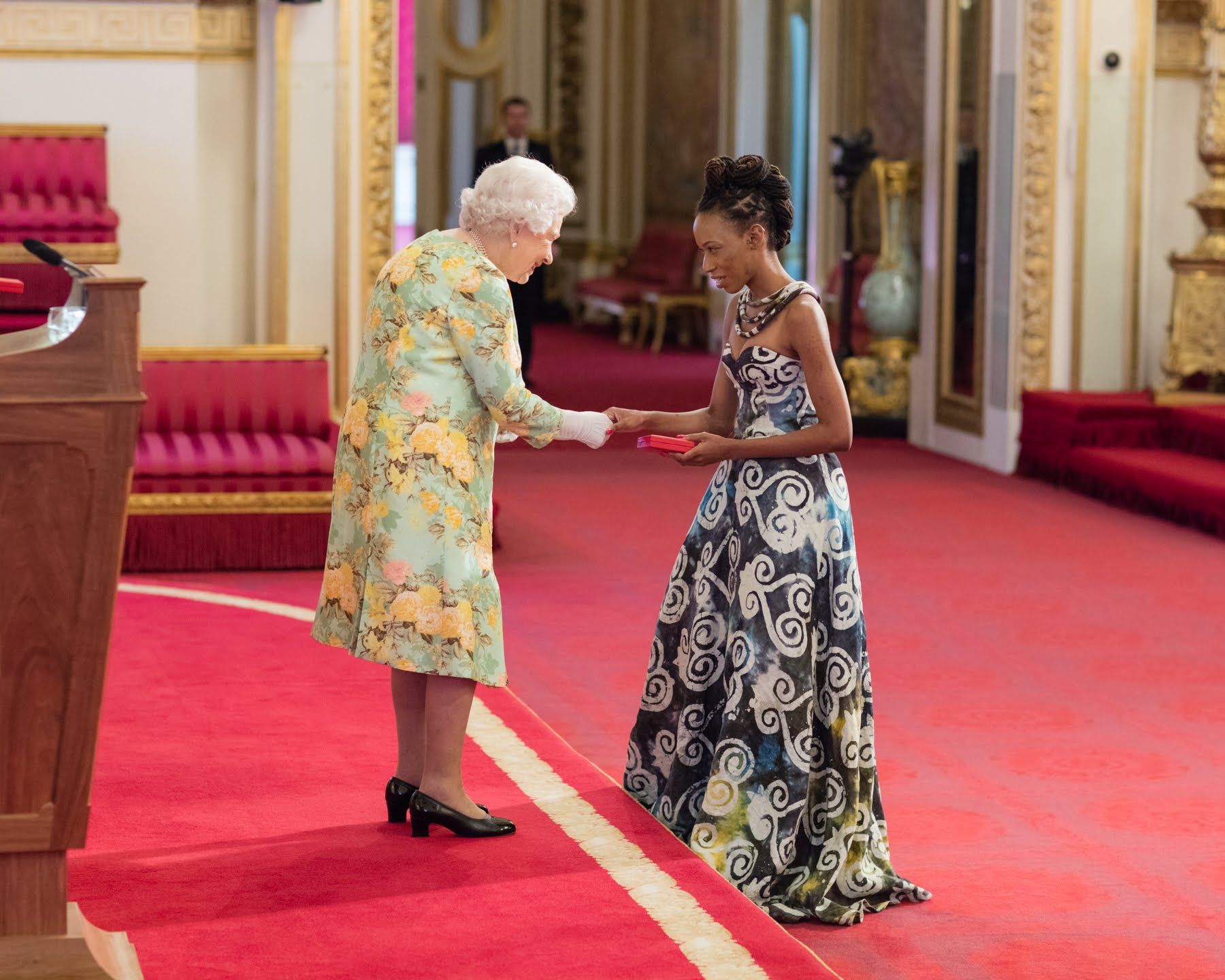 2018 Queen's Young Leaders Award Winner Ronelle King from Barbados