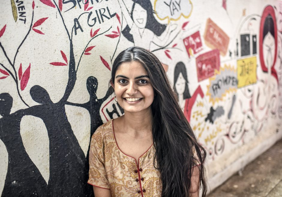Suhani Jalota 2017 Queen's Young Leader from India