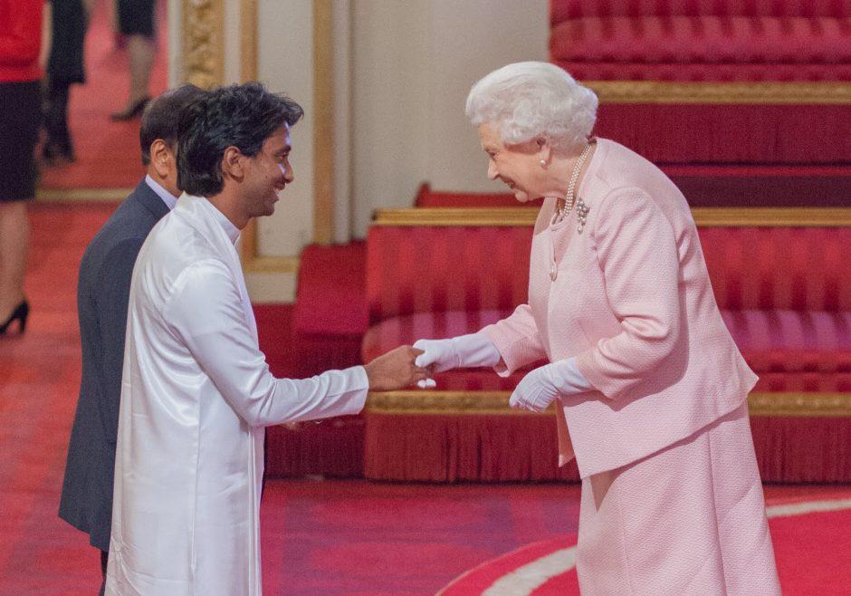 Thejitha Saubhagya Edirisinghe - Sri Lanka Queen's Young Leader