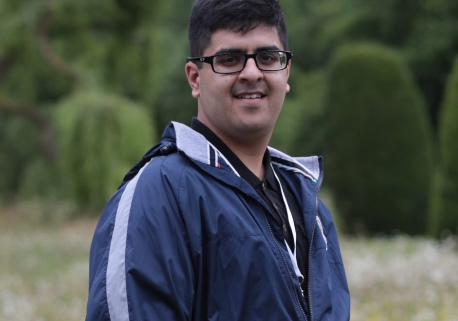 Usman Ali 2017 Queen's Young Leader from United Kingdom
