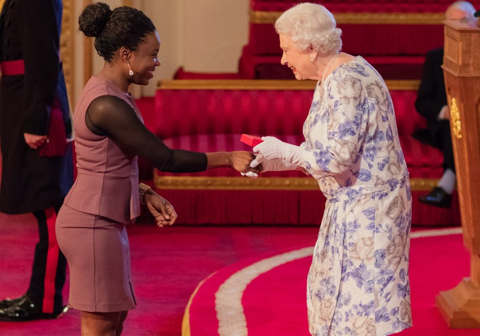 Anayah Phares 2015 Queen's Young Leader