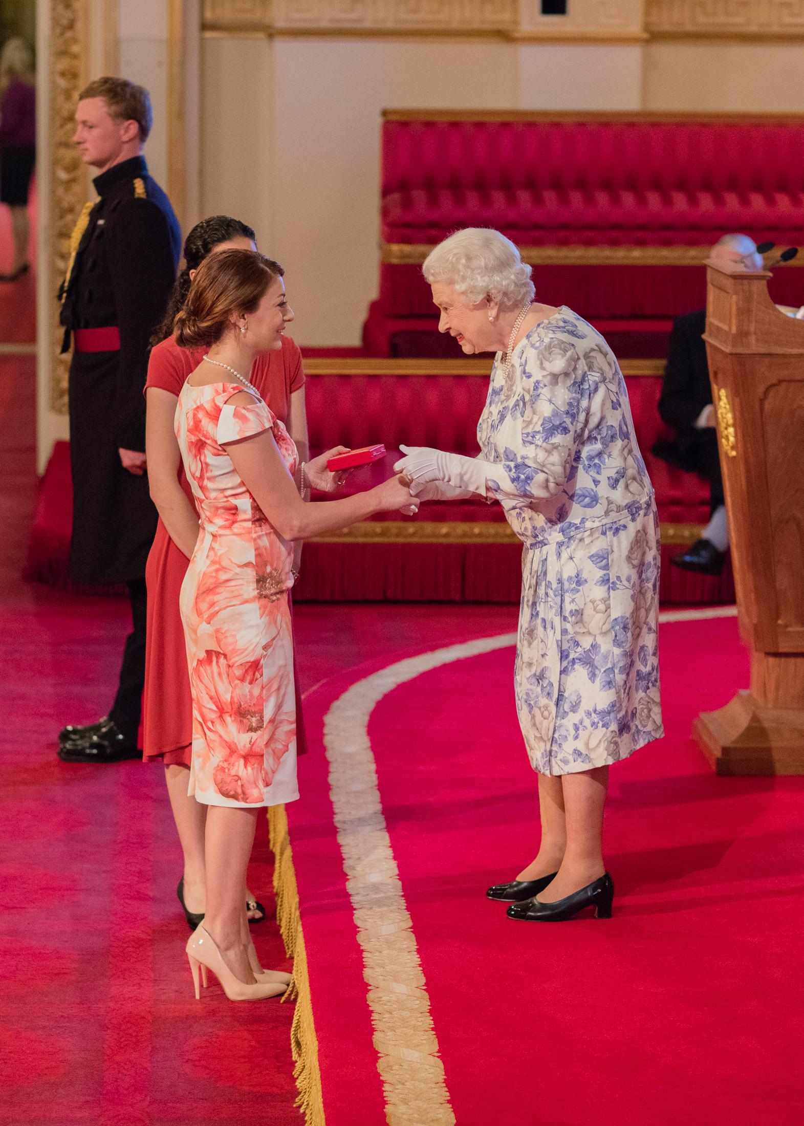Annabelle Xerri 2016 Queen's Young Leader