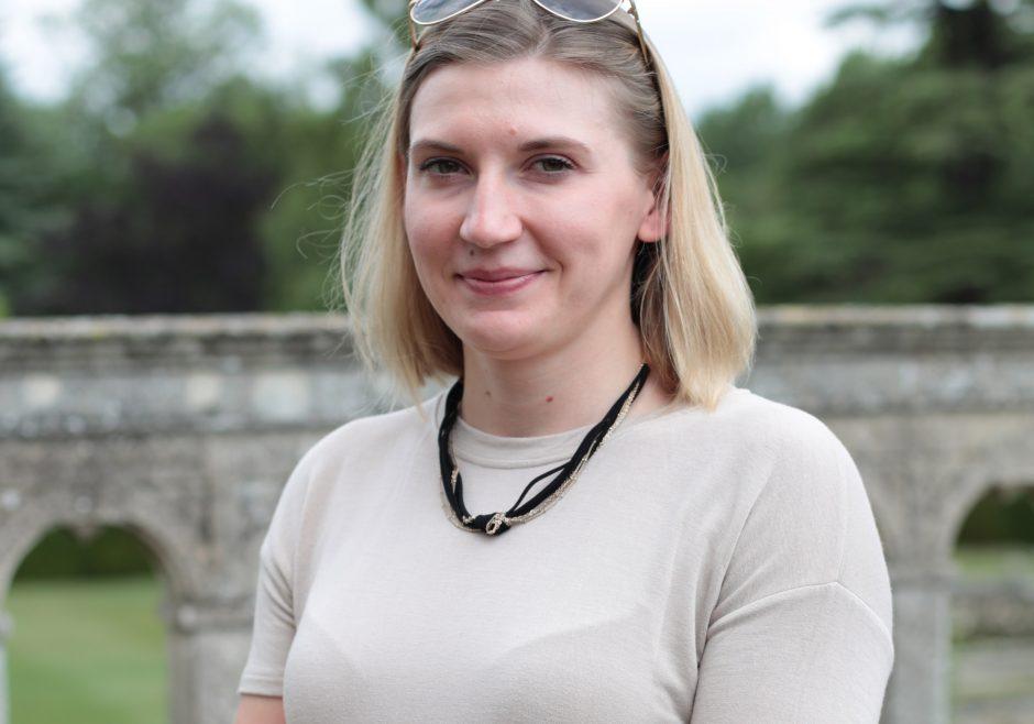 Vladyslava Kravchenko 2017 Queen's Young Leader from Malta