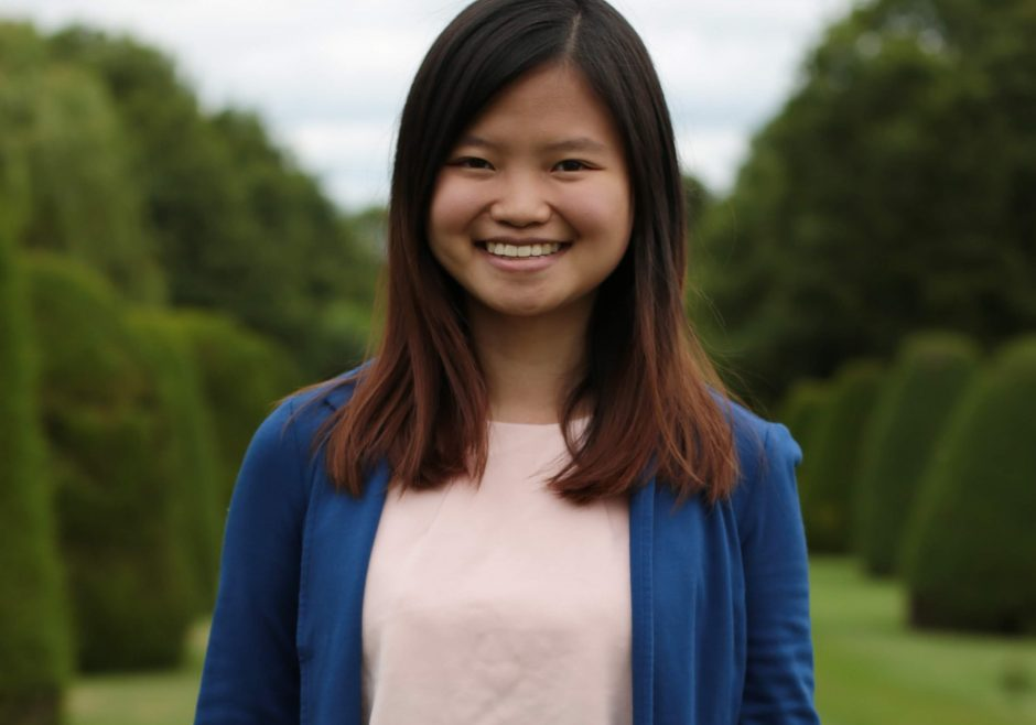 Wen Shin Chia 2018 Queen's Young Leader from Malaysia