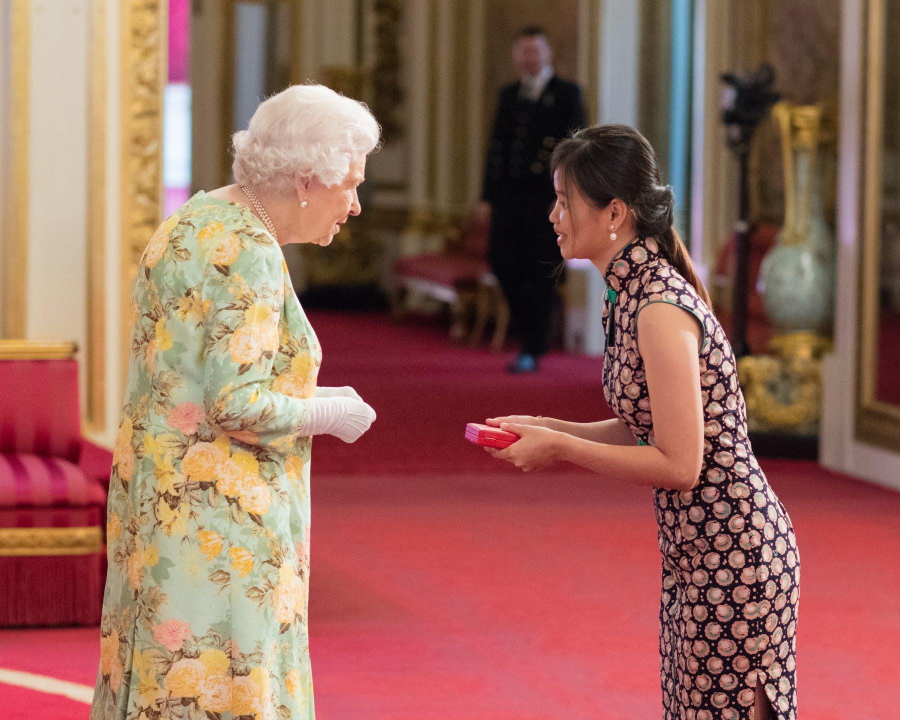 2018 Queens Young Leaders Award Winner Wen Shin Chia Malaysia