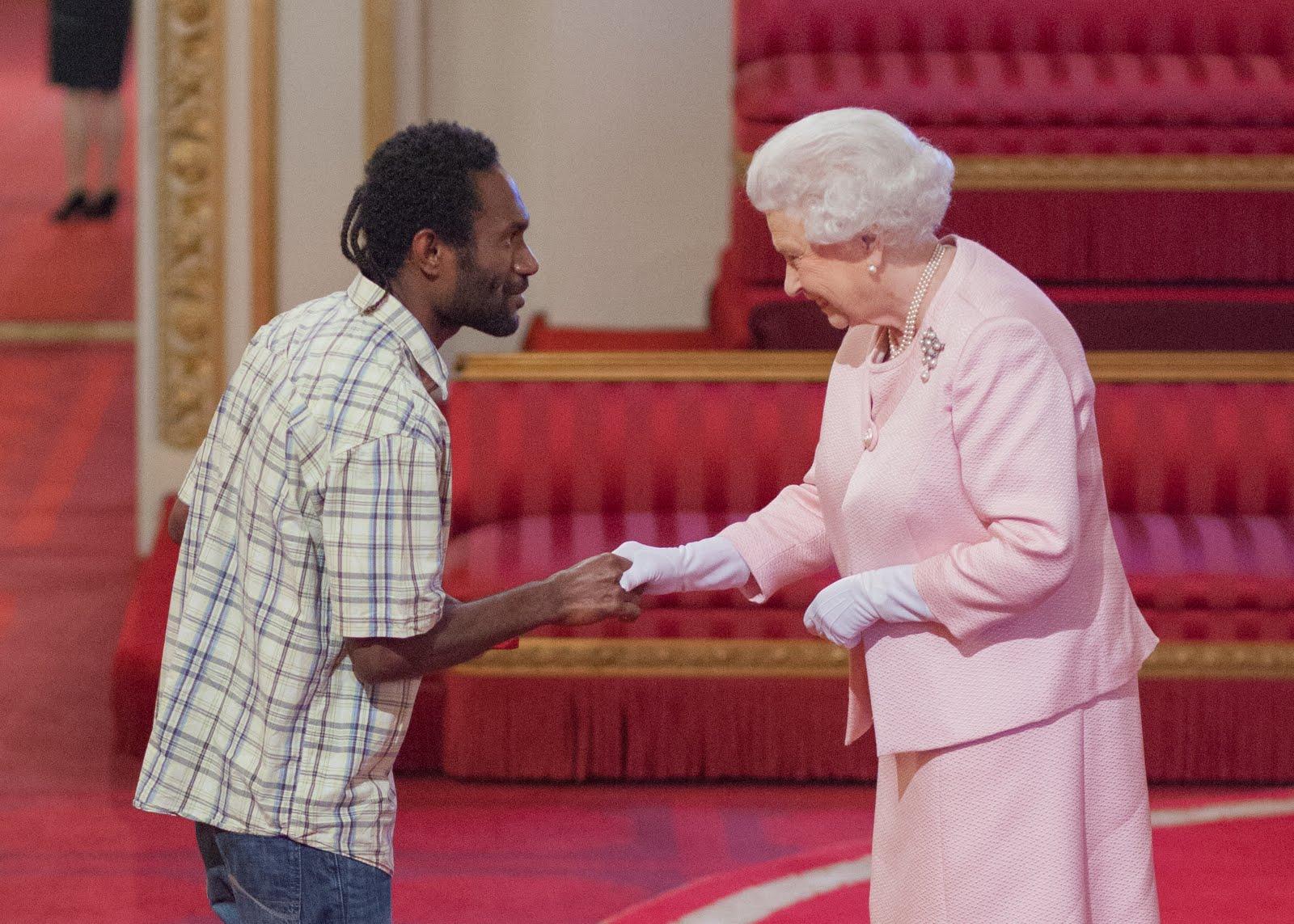 Willy Missack - 2015 Vanuatu Queen's Young Leader