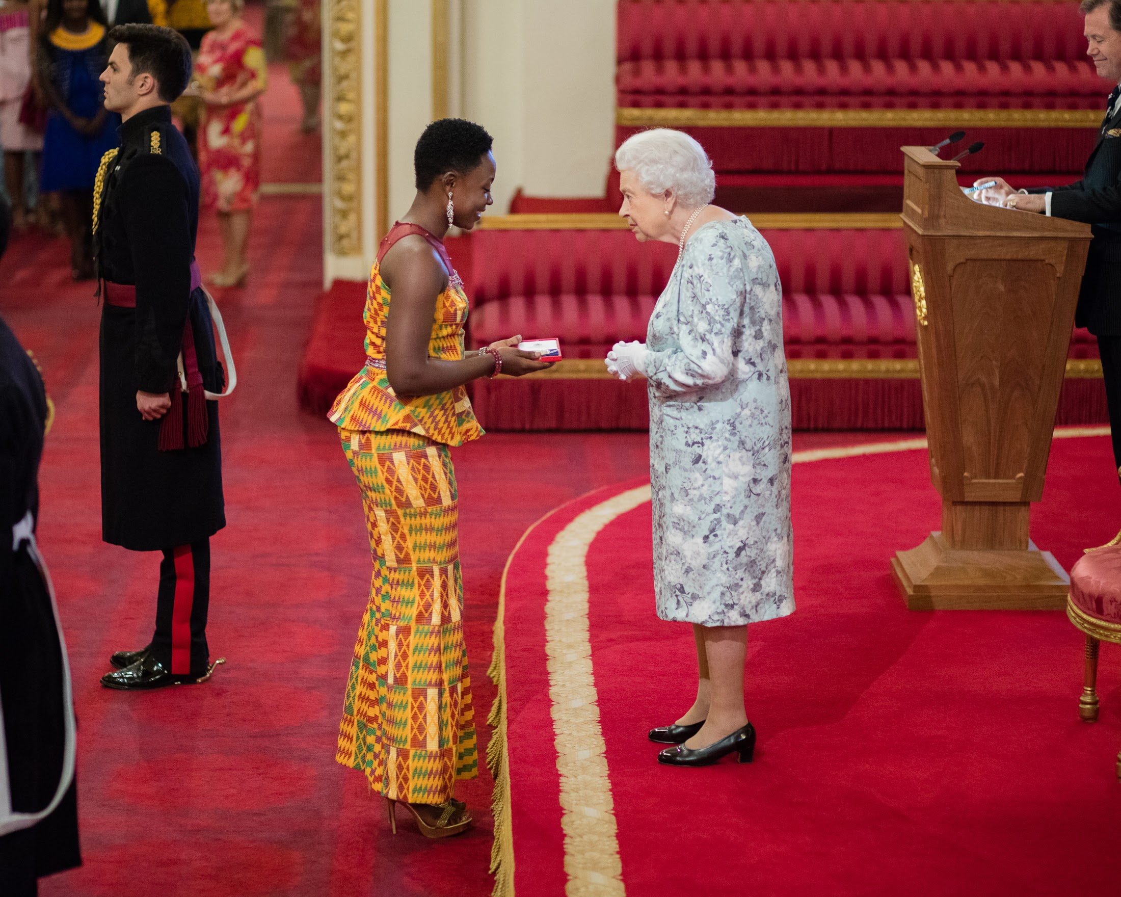 Winnifred Selby 2017 Queen's Young Leader Ghana