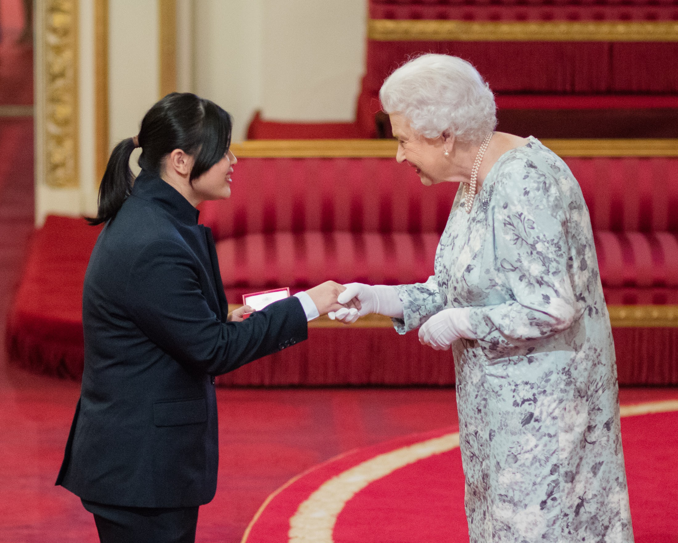 Yunguan Qin SIngapore 2017 Queen's Young Leader