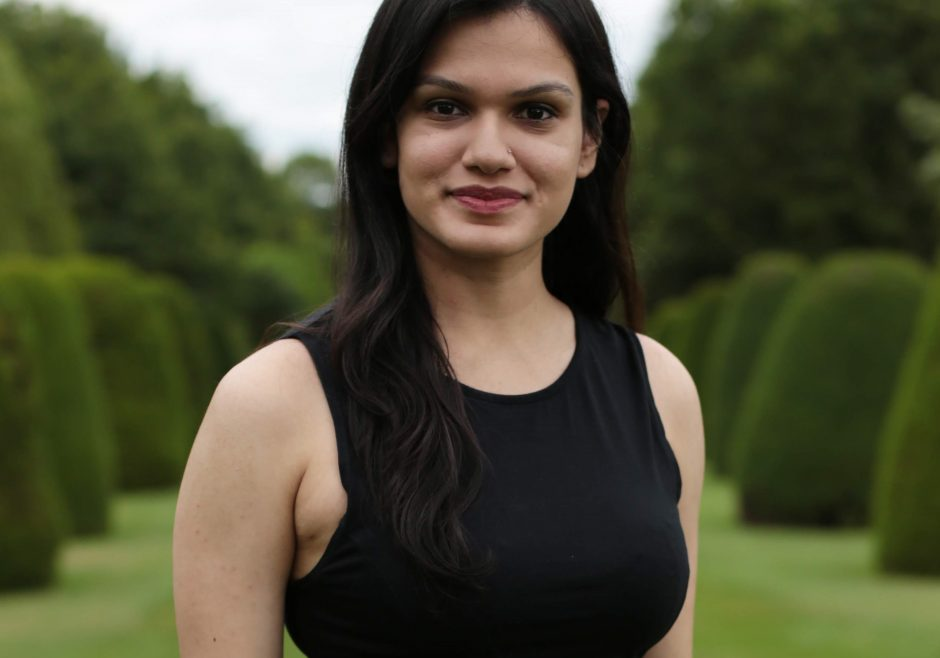 Zaiba Tahyya 2018 Queen's Young Leader from Bangladesh
