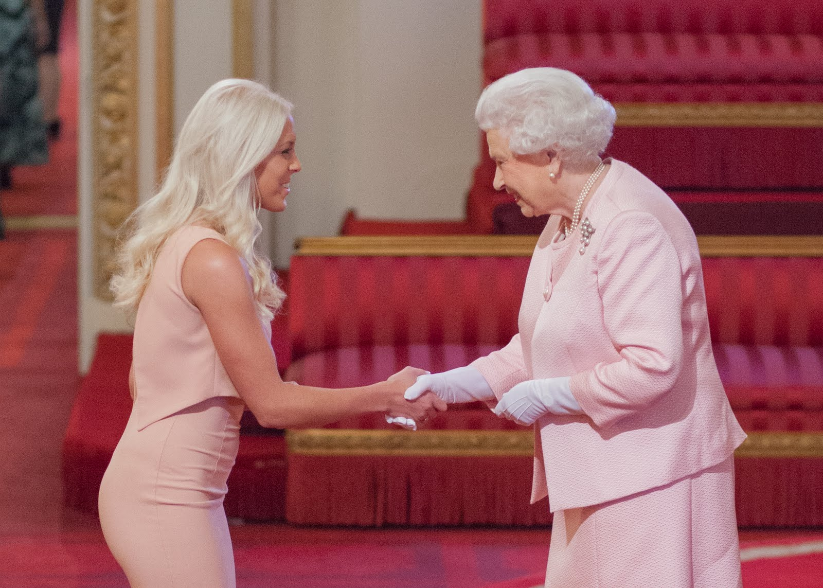 Zoë Jackson - United Kingdom Queen's Young Leader