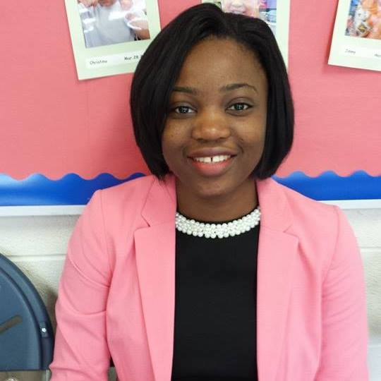 Anayah Phares Canada 2015 Queen's Young Leader