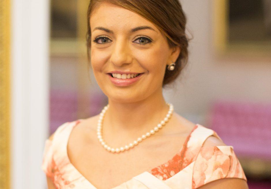 Annabelle Xerri 2016 Queen's Young Leader from Malta