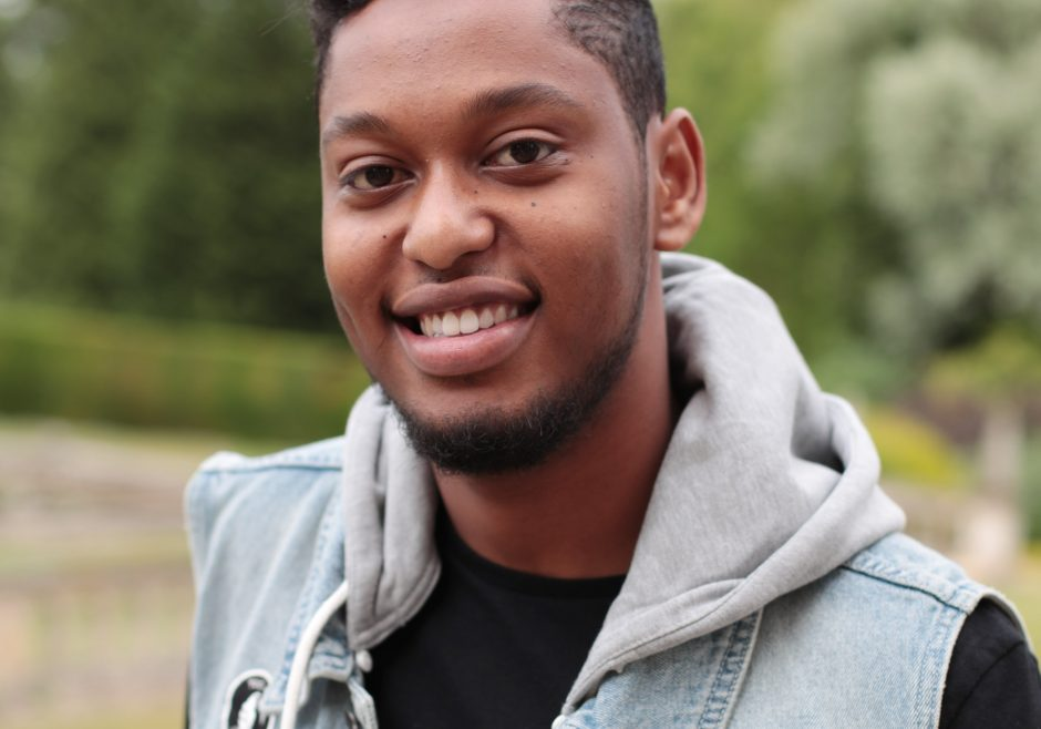Abdullahi Alim 2017 Queen's Young Leaders from Australia