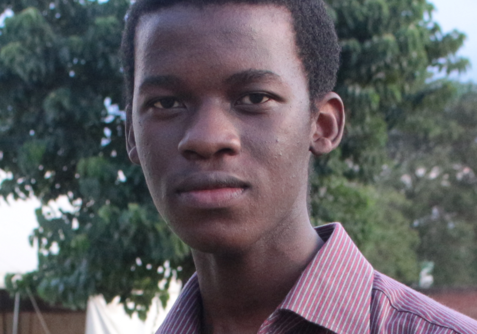 Asante Mzungu 2016 Queen's Young Leader from Malawi