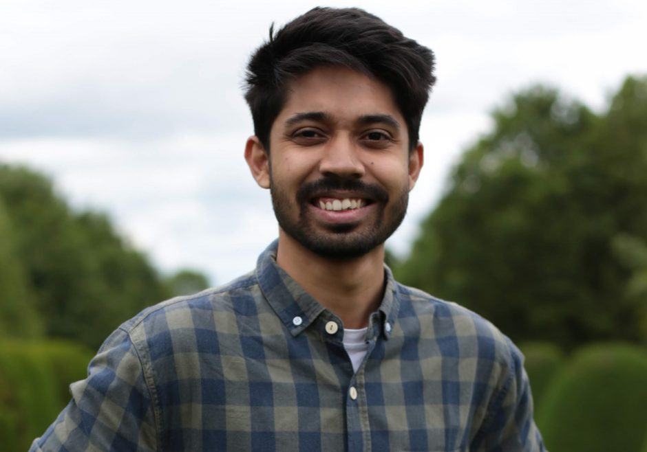 Ayman Sadiq 2018 Queen's Young Leader from Bangladesh