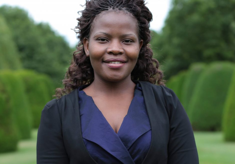 Chikondi Violet Mlozi 2018 Queen's Young Leader from Malawi
