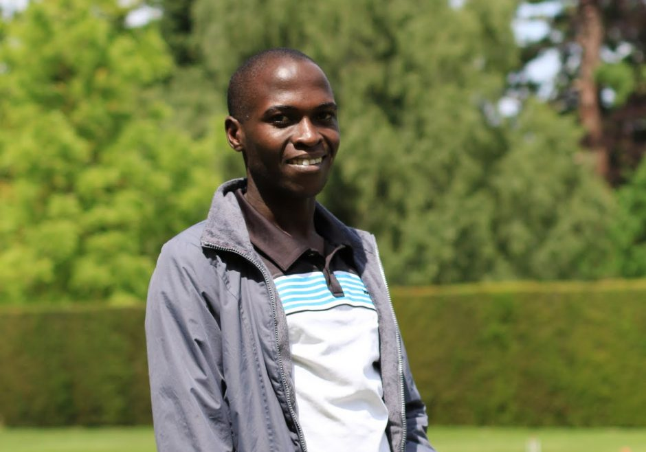 Deo Sekandi 2015 Queen's Young Leader from Uganda