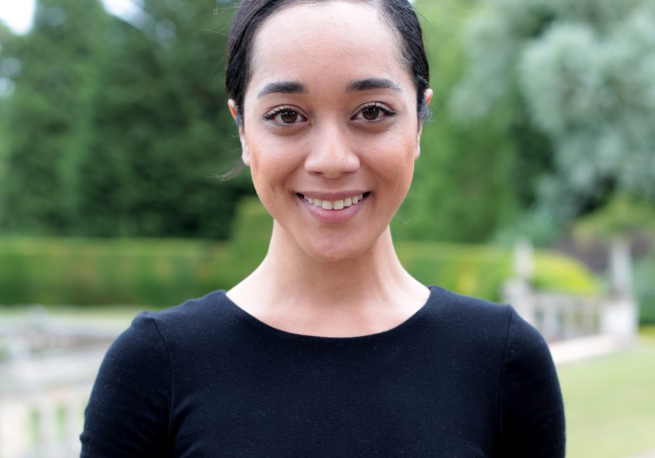 Elizabeth Kite 2017 Queen's Young Leader from Tonga