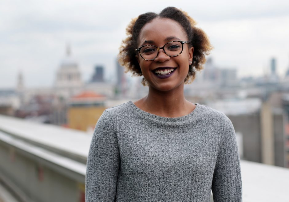 Farai Mubaiwa 2017 Queen's Young Leader from South Africa