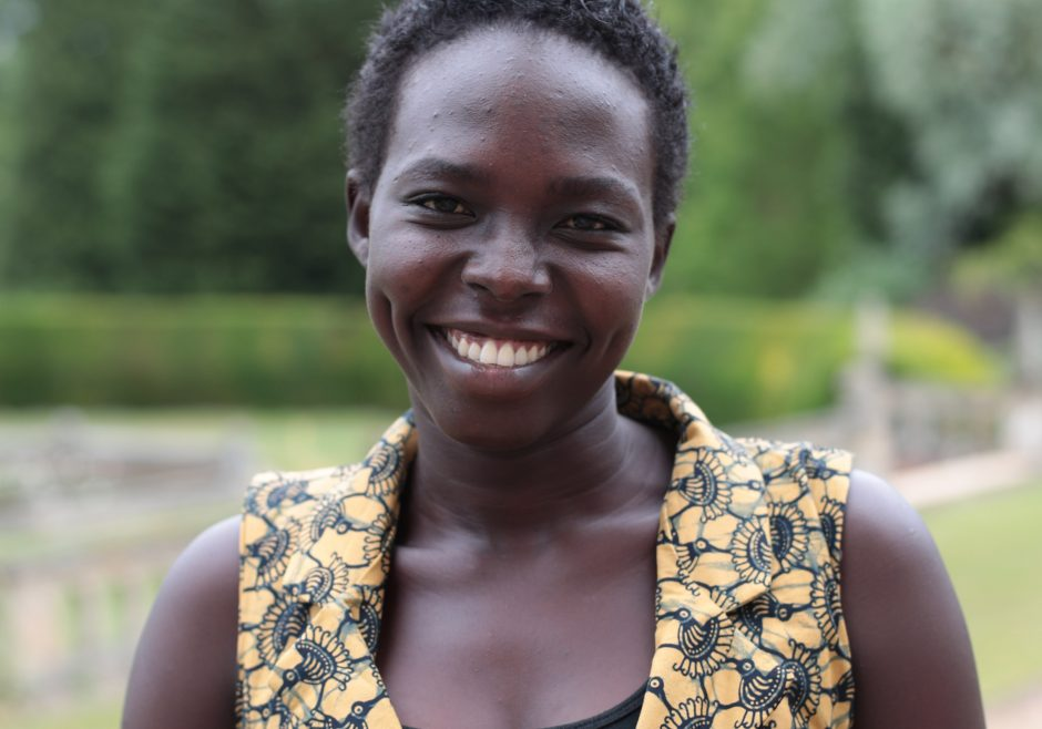 Favourite Driciru 2017 Queen's Young Leader from Uganda