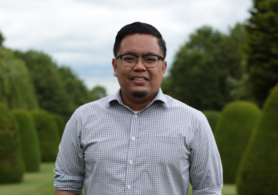 Ahmad Faddillah Sellahhuddin 2018 Queen's Young Leader from Brunei