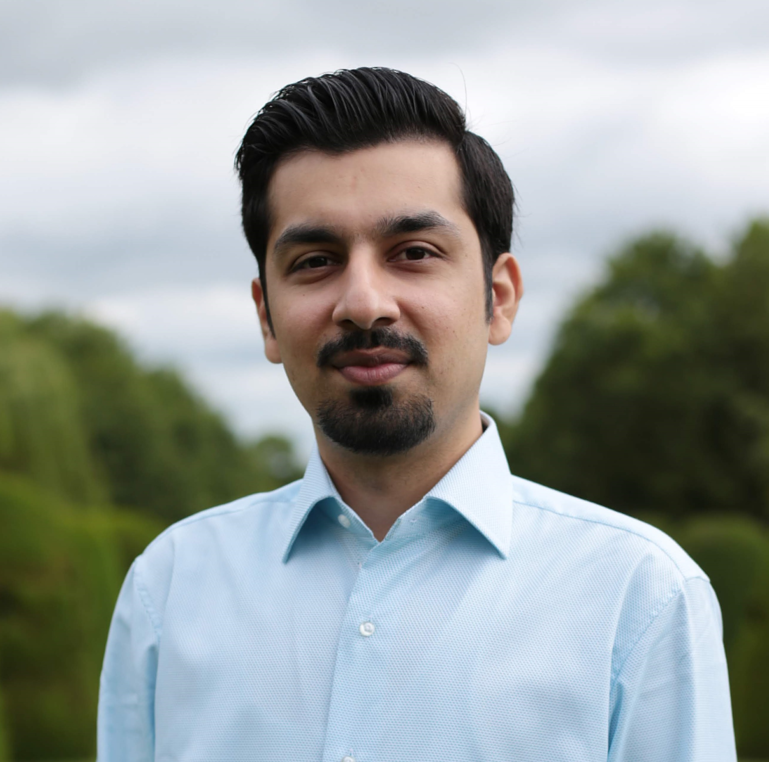 Hassan Mujtaba Zaidi 2018 Queen's Young Leader from Pakistan