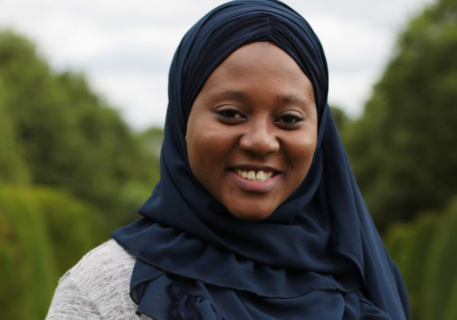 Hauwa Ojeifo 2018 Queen's Young Leader from Nigeria