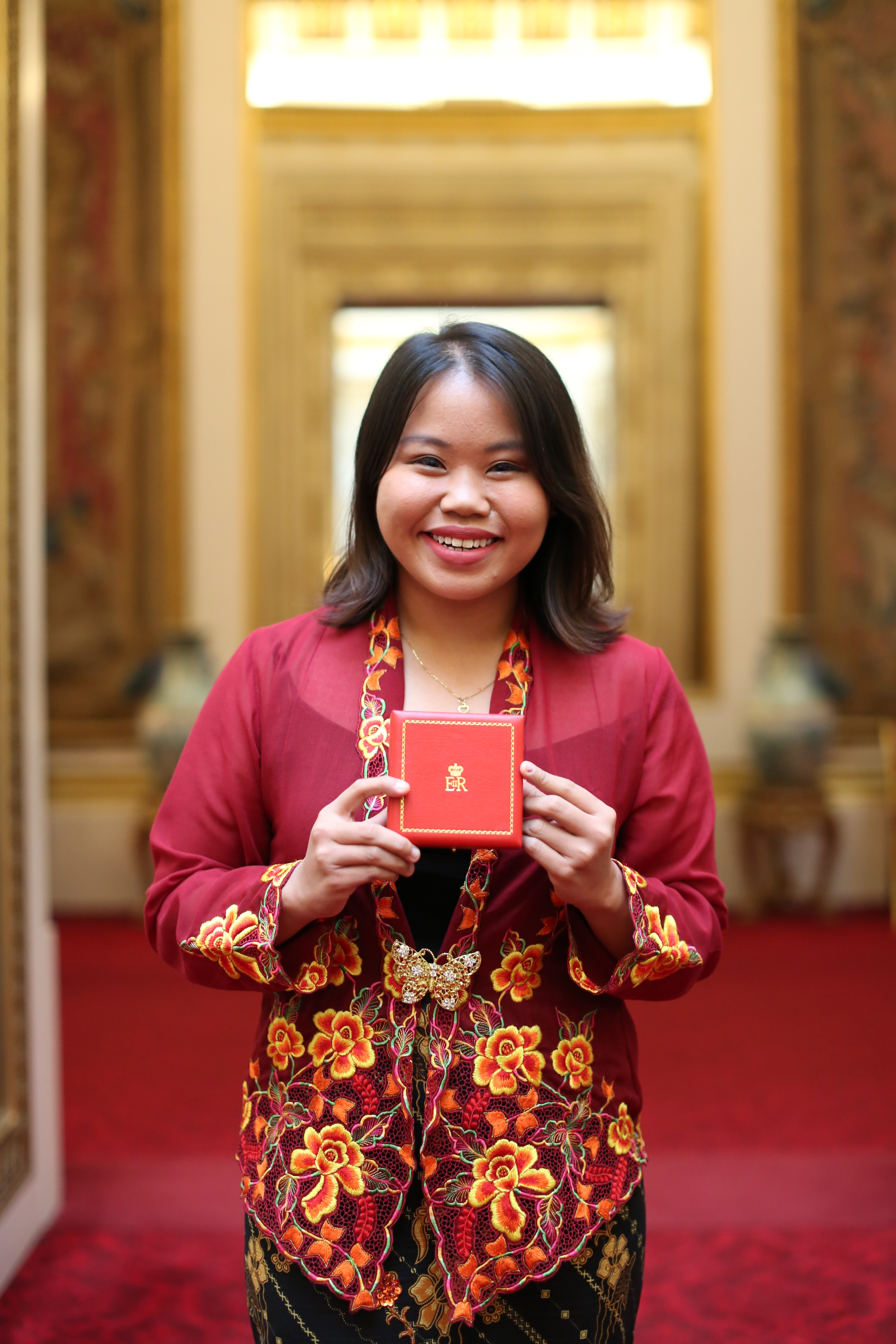 Heidy Quah 2017 Queen's Young Leader from Malaysia